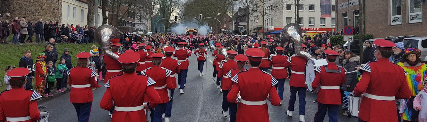 Carnaval in Recklinghausen