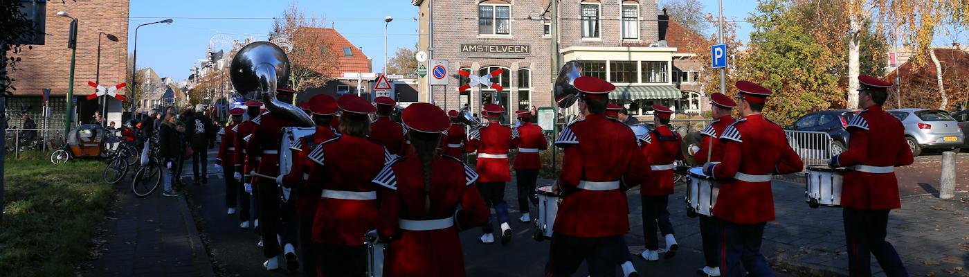 Zonnige Sintintocht Amstelveen