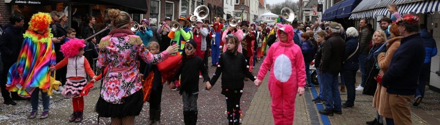 Jong MCC en A-band in Naarden