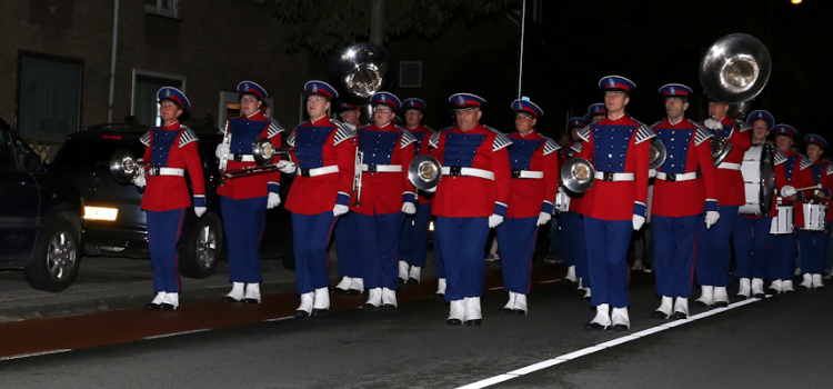 De A-band gaat van start in Diemen