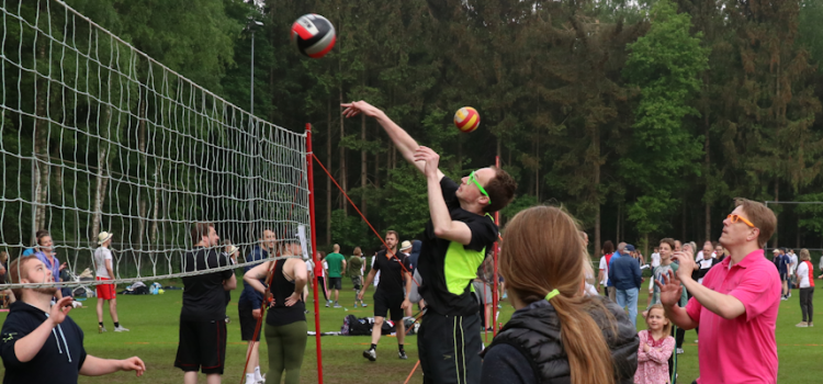 Volleybal traditie