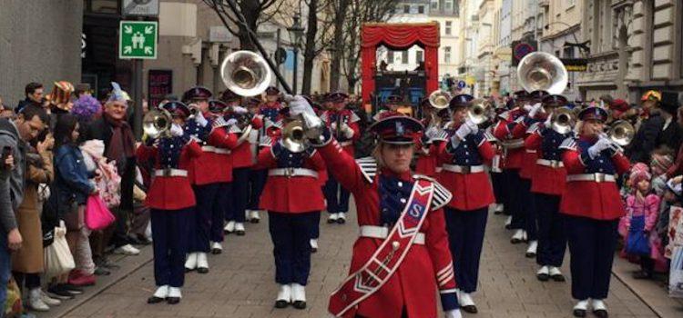 A-band in Bonn