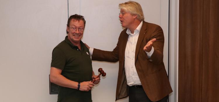 Mark Limburg nieuwe voorzitter