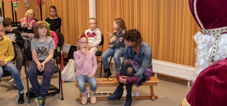 Sinterklaas bezoekt Jong MCC