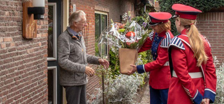 Jaap Grob 75 jaar lid